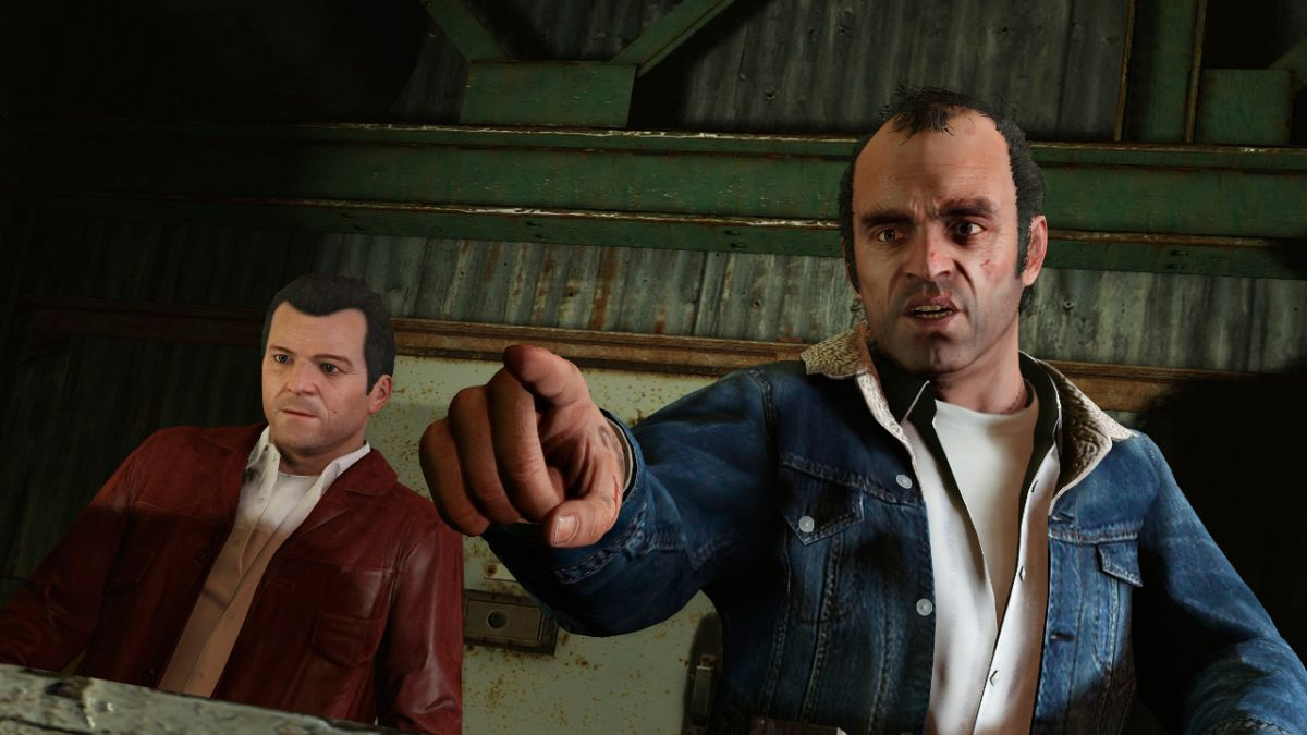 "GTA 5's Trevor says GTA 6 is releasing ""soon"", but does Steven Ogg know something we don't?"