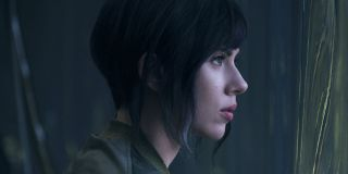 Leaked Ghost In The Shell Images Show Scarlett Johansson And Section 9 In Costume Gamesradar