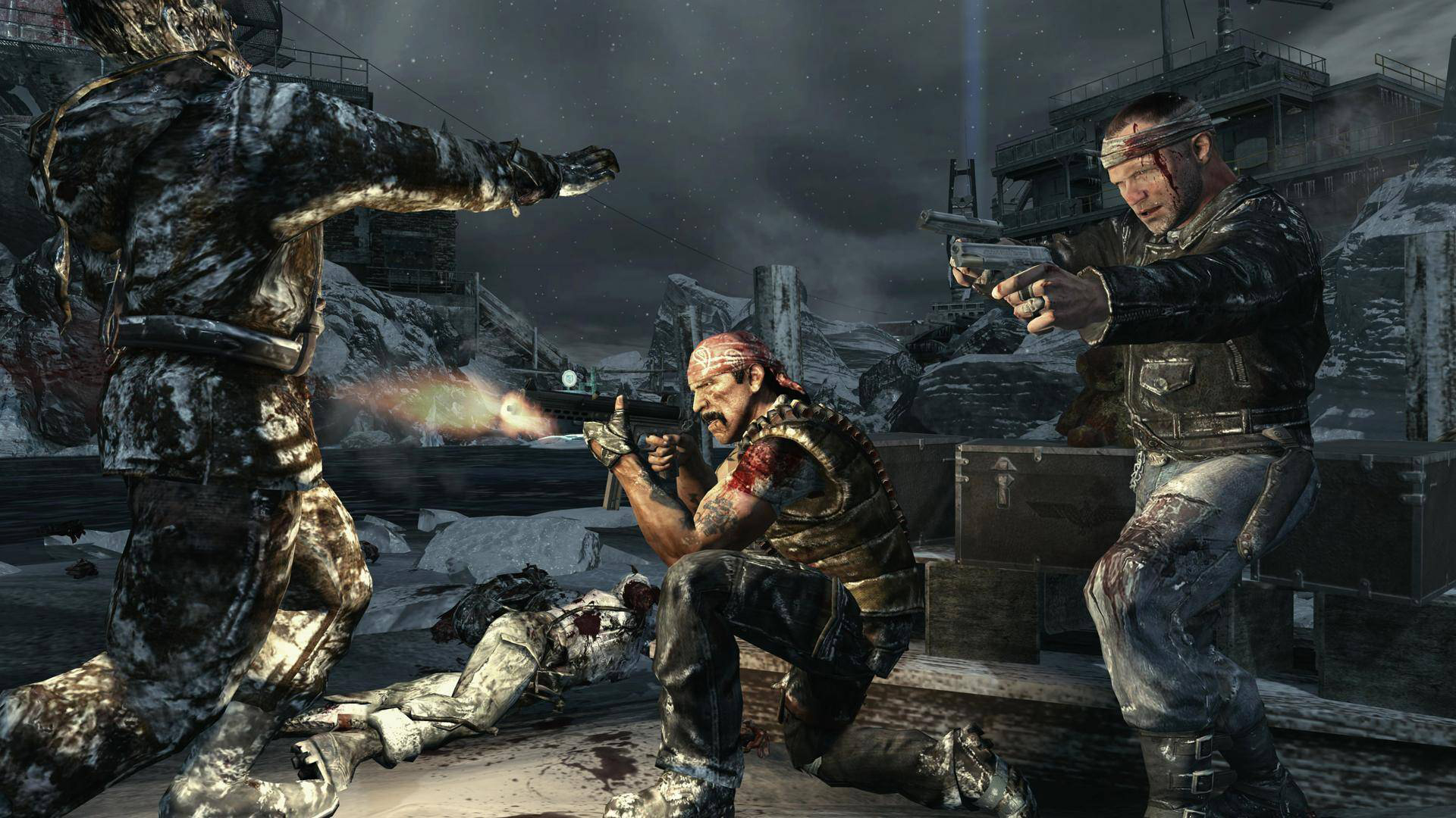Call of Duty Zombies - the accidental creation of a glorious