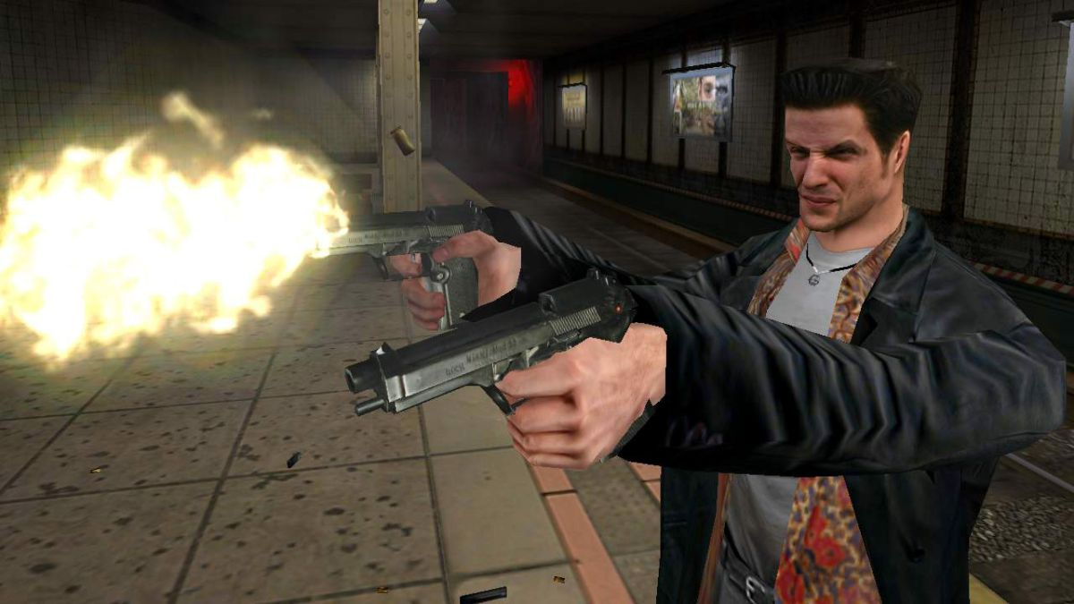 Relive your Max Payne-ful memories on PS4 this Friday